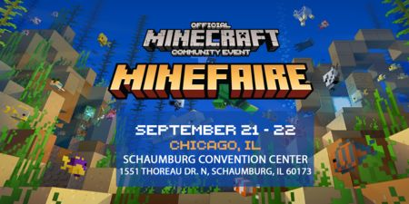 Minefaire: Official MINECRAFT Community Event (Chicago, IL) (Exhibition)