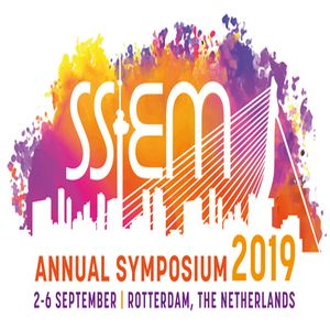 SSIEM Annual Symposium 2019, 3-6 September 2019, Rotterdam, the Netherlands