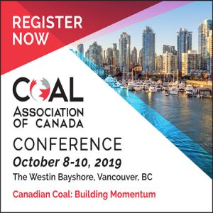 Coal Association of Canada National Conference, Vancouver 2019