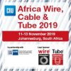 CRU Africa Wire, Cable and Tube 2019 Conference