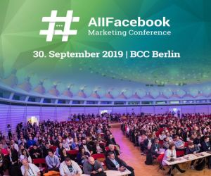 AllFacebook Marketing Conference - Berlin 2019