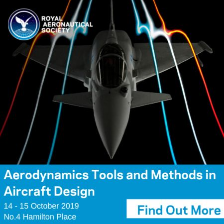 Aerodynamics Tools and Methods in Aircraft Design London 14-15 October 2019