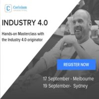 Industry 4.0 Masterclass Melbourne and Sydney