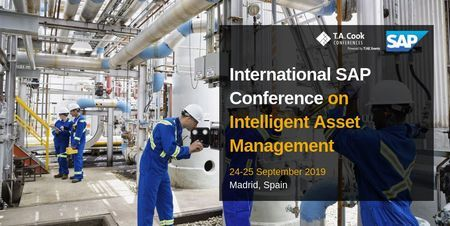 International SAP Conference on Intelligent Asset Management