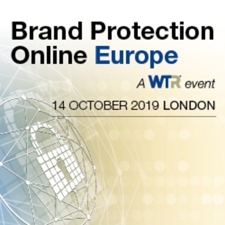 Brand Protection Online Europe 2019 | 14 October | London, UK