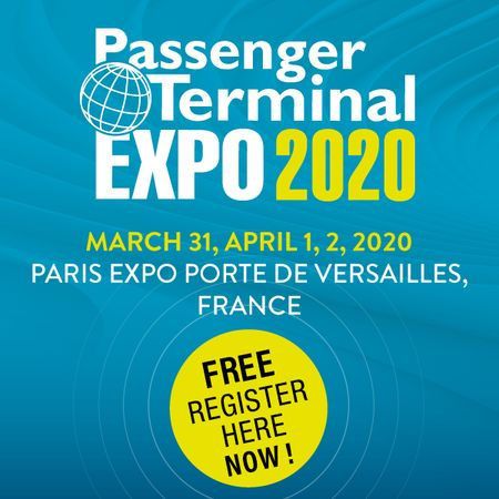 Passenger Terminal EXPO and Conference 2020: Paris, France - Mar 31 - Apr 2