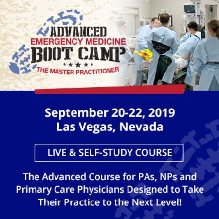 Advanced Emergency Medicine Boot Camp