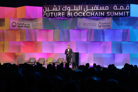 Future Blockchain Summit in Dubai - April 2020