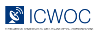 IEEE 8th Int. Conf. on Wireless and Optical Communications--Ei Compendex, Scopus