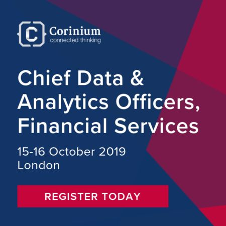 Chief Data and Analytics Officers, Financial Services | 15-16 October, London
