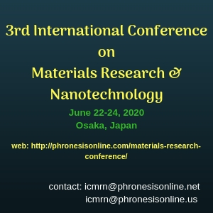 3rd International Conference on Materials Research & Nanotechnology