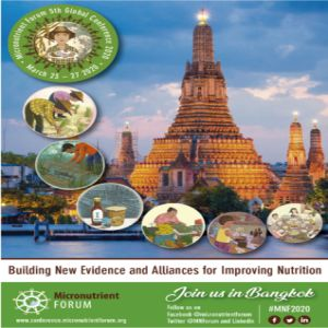 Micronutrient Forum 5th Global Conference 2020