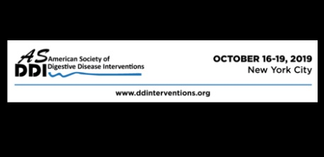 American Society of Digestive Disease Interventions in New York 2019