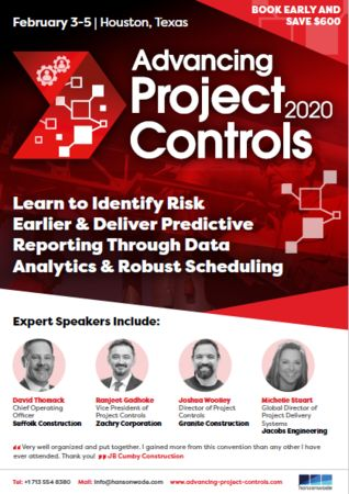 Advancing Project Controls 2020