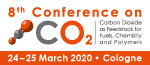 8th Conference on Carbon Dioxide as Feedstock for Fuels, Chemistry and Polymers