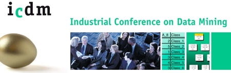 20th Industrial Conference on Data Mining ICDM 2020
