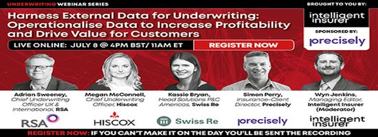 Harness External Data for Underwriting: Operationalise Data