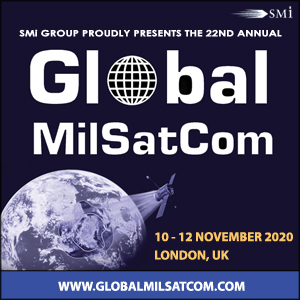 SMi's 22nd Annual Global MilSatCom Conference & Exhibition