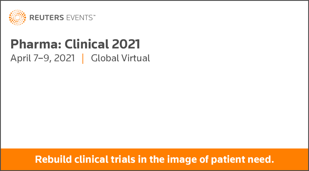 Reuters Events' Clinical 2021