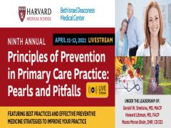 Principles of Prevention in Primary Care Practice: Pearls and Pitfalls | LIVE STREAM