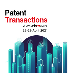 Patent Transactions 2021