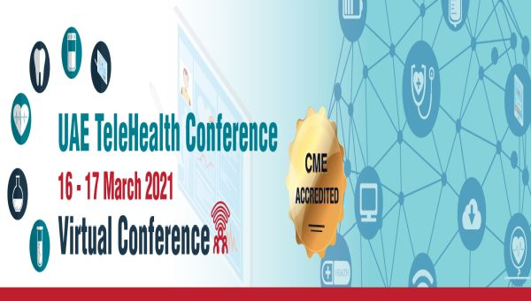UAE TeleHealth Conference - 16 March - Virtual