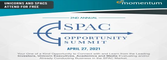 2nd SPAC Opportunity Summit
