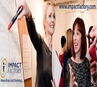 Leadership Development Course - 26/27th May 2021 - Impact Factory London