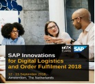 SAP Innovations for Digital Logistics and Order Fulfilment