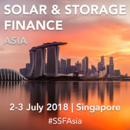 Solar and Storage Finance Asia