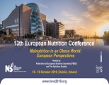 13th European Nutrition Conference