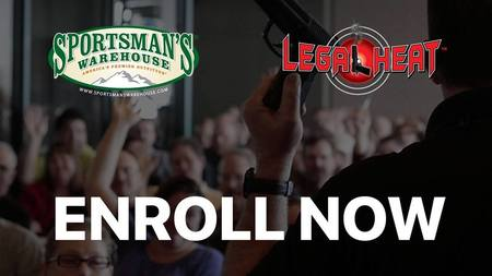 Concealed Carry Permit Class at Sportsman's Warehouse - South Jordan