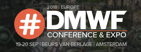 #DMWF Conference and Expo Europe - Digital Marketing World Forum Amsterdam