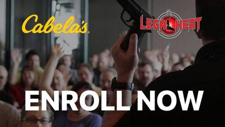 Concealed Carry Permit Class at Cabela's - Bristol
