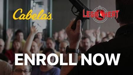 Concealed Carry Permit Class at Cabela's - Augusta