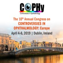 10th Annual Congress on Controversies in Ophthalmology: Europe