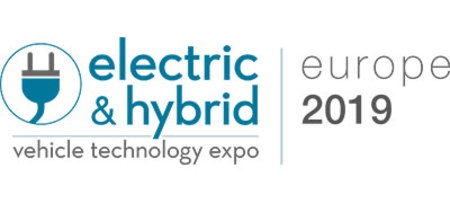 Electric And Hybrid Vehicle Technology Expo Europe 2019 - Stuttgart, Germany
