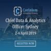 Chief Data And Analytics Officer Sydney 2019 Conference