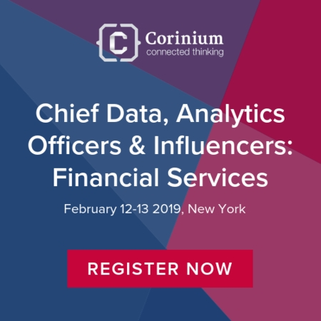 Chief Data Analytics Officers And Influencers: Financial Services - New York