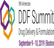 American Drug Delivery & Formulation Summit 2019, Boston