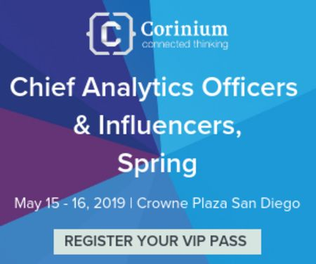 Chief Analytics Officers and Influencers, Spring