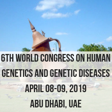 6th World Congress on Human Genetics and Genetic Diseases