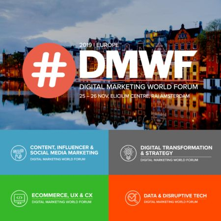 Digital Marketing World Forum - Europe 2019