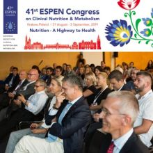 The 41st ESPEN Congress on Clinical Nutrition & Metabolism