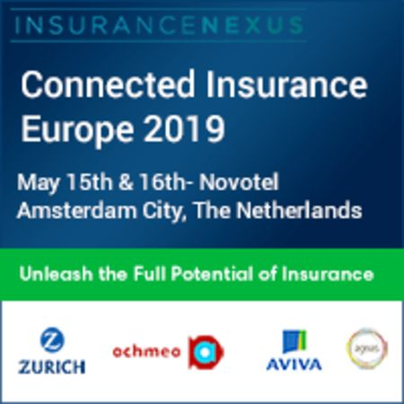Connected Insurance Europe, 2019, Amsterdam, The Netherlands