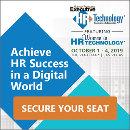 World-Famous HR Technology Event, Oct. 2019
