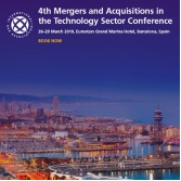4th Mergers and Acquisitions in the Technology Sector Conference