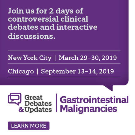 Great Debates and Updates in Gastrointestinal Malignancies
