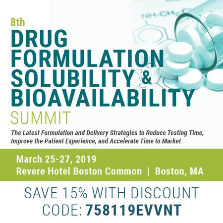 8th Drug Formulation and Bioavailability