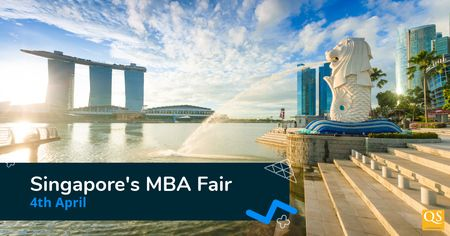 QS Connect MBA Singapore